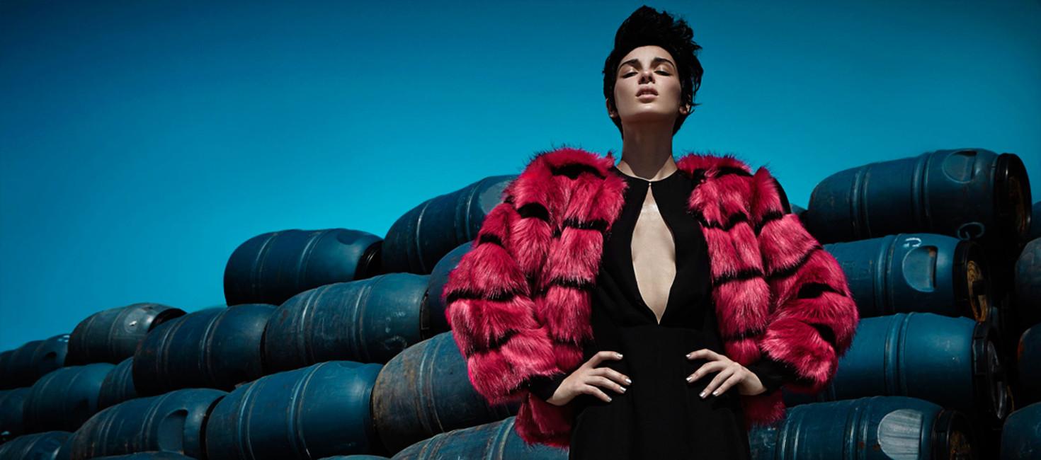 Marta del Cano – Junkyard Fashion